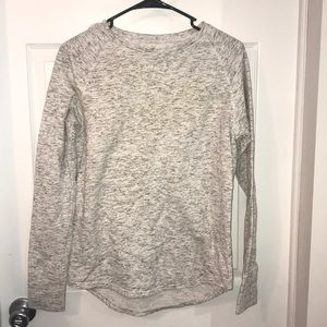 5/$15 Heather grey sweater